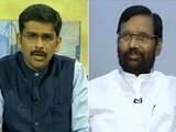 Video: Swachh Bharat Campaign Has Reached A Pan India Level: Ramvilas Paswan