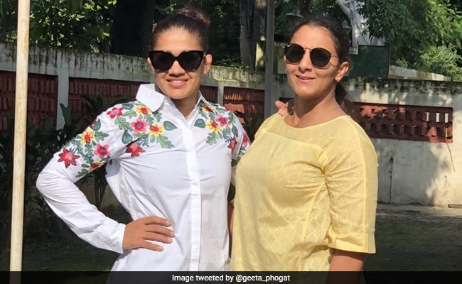 Haryana Election 2019: How Babita Phogat, BJP Candidate In Haryana, Surprised Sister Geeta