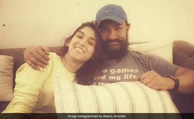 Aamir Khan's Daughter Ira Explains Why She's 'Not Very Good At Acting'