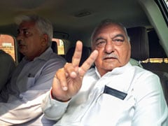 Congress Elects Bhupinder Hooda As Leader Of Opposition In Haryana