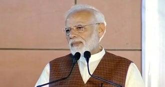 PM Narendra Modi Pays Tributes To Indira Gandhi On Her Death Anniversary