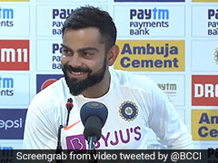 Why Virat Kohli Laughed When Asked About Sourav Ganguly Seeking Clarity On MS Dhoni
