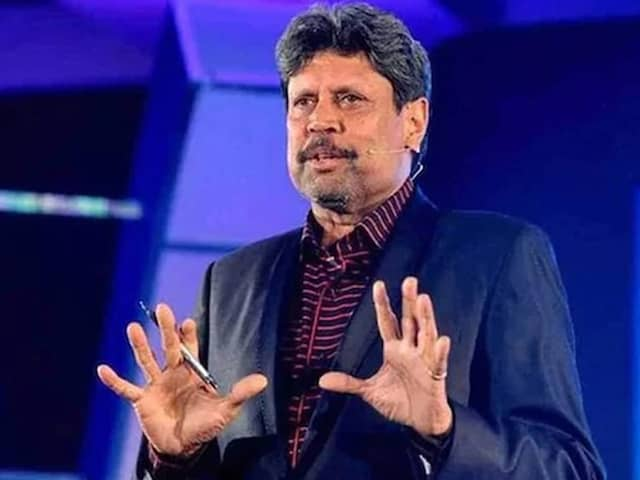 CoA Chief Vinod Rai Says Kapil Dev Was Appointed Only To Select Head Coach