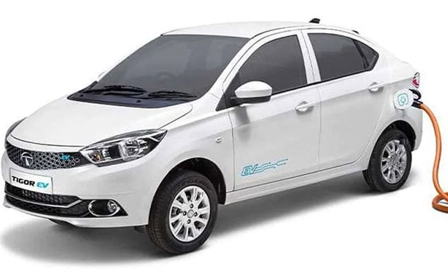 Tata Motors has deployed 40 units of the Tigor EVs at Tata Steel's plant in Jamshedpur.