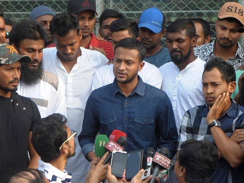 Bangladesh Cricket Board To Sue Captain Shakib Al Hasan