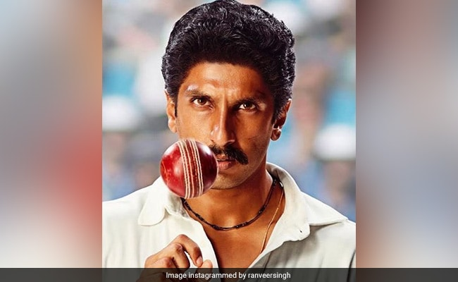 Why Ranveer Singh Broke Down When He Was Handed The World Cup During '83 Shoot