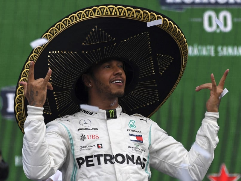 Lewis Hamilton Wins Mexican Grand Prix, But Waits For Sixth Title