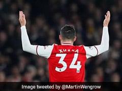 Watch: Arsenal Captain