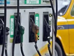 Petrol Prices Rise For Third Consecutive Day