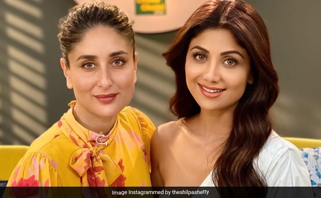 'Boss Girls' Kareena Kapoor And Shilpa Shetty Are Made Of 'Sarcasm, Sunshine And Killer Jawlines'