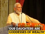 "Video : ""Worship All Daughters This Diwali"": PM Modi At Dussehra Event In Delhi"