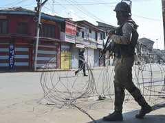 3 Terrorists Killed, 3 Security Personnel Injured In Encounter In J&K's Baramulla