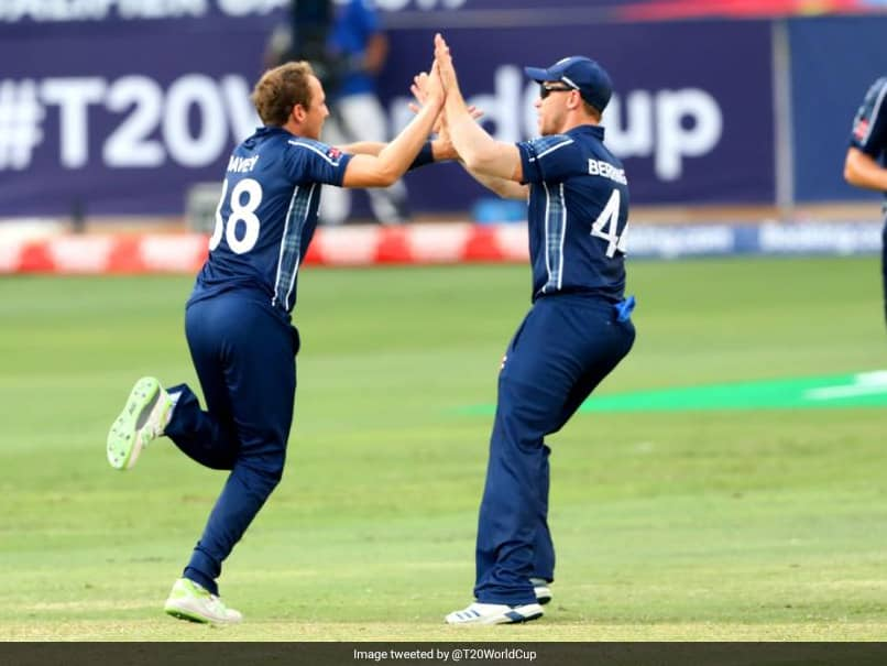 Scotland Secure T20 World Cup Berth With Emphatic Win Over UAE