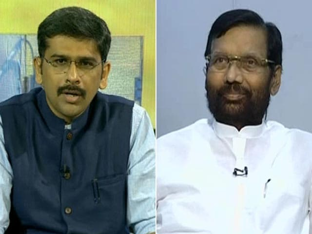 Video : Swachh Bharat Campaign Has Reached A Pan India Level: Ramvilas Paswan