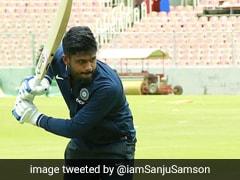 """Gautam Gambhir Tells Sanju Samson """"Grab Your Moment"""" Ahead Of Bangladesh T20Is"""