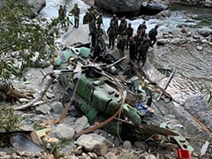 Army Chopper Force-Lands In J&K's Poonch, All Including Top General Safe
