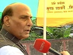 Assembly Election 2019: Rajnath Singh Says Poor Language Cost Congress, No Comment On ML Khattar