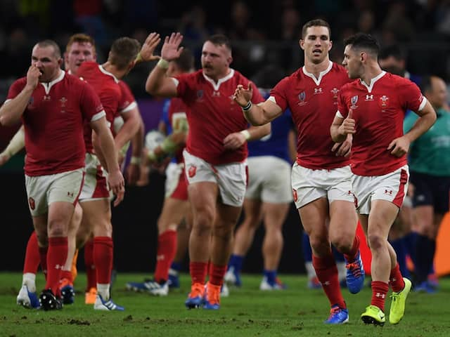 Rugby World Cup: Wales Beat France 20-19 In Thriller To Reach Semis