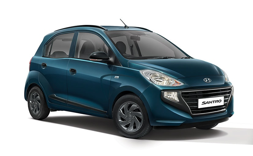The new Hyundai Santro Anniversary Edition is offered only in the Sportz variant