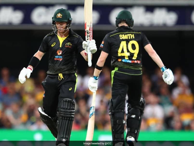 Australia vs Sri Lanka 2nd T20I: David Warner, Steve Smith Fifties Help Australia Thump Sri Lanka