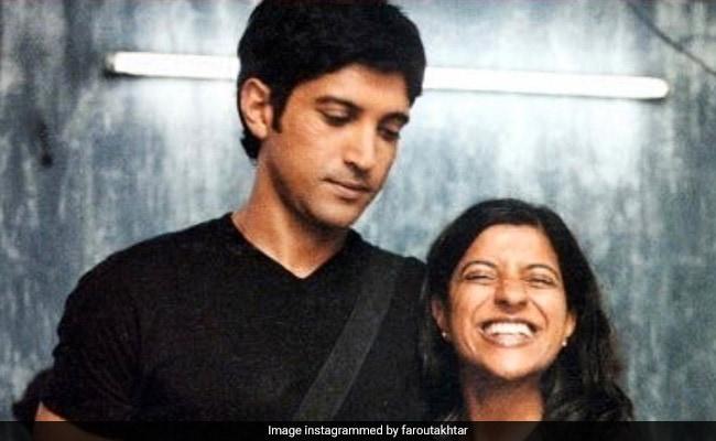 'Bas Oscar Le Aana,' Farhan Akhtar Writes In His Birthday Note For Sister Zoya Akhtar