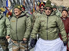 """Siachen Now Open For Tourism,"" Says Defence Minister Rajnath Singh"