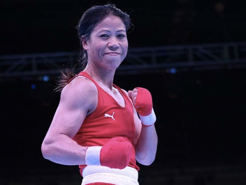 agnry MaryKom gives this advise to Abhinav Bindra over the trial