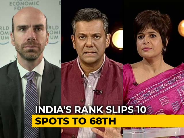 Video: India Drops 10 Places On Global Competitive Index: Can Modi 2.0 Revive Economy?