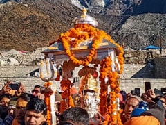 Kedarnath Shrine Closes To Devotees For Winter