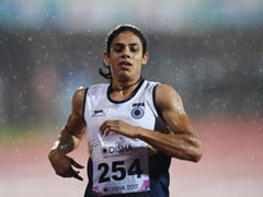 Sprinter Nirmala Sheoran Banned For 4 Years, Stripped Of Asian Titles For Doping