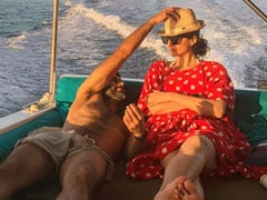 Sonam Kapoor And Anand Ahuja Are In A Maldives State Of Mind. See Throwback Pic