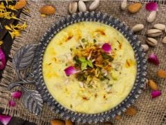 Maharashtra's Puri Basundi Recipe : Is It A Dessert Or A Snack? Eat, Relish And Decide!