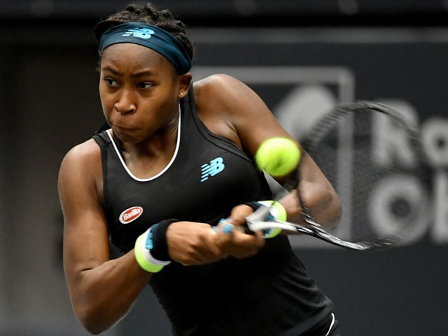 Coco Gauff Becomes Youngest To Reach WTA Final Since 2014