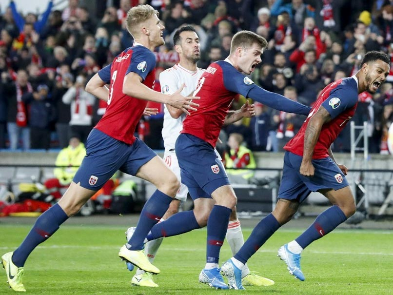 Norway vs Spain, Euro Qualifiers: Joshua King Penalty Denies Spain In Dramatic Draw