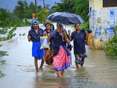 Rain Hammers Karnataka, Red Alert In Parts Of Kerala: 10 Points