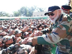 PM Modi Likely To Celebrate Diwali With Soldiers Today: Sources