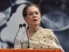 """Praying For Her Long Life, Good Health"": PM On Sonia Gandhi's Birthday"