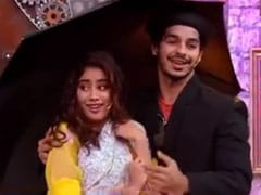 Janhvi Kapoor And Ishaan Khatter 'Travel Back In Time' In This Adorable Video