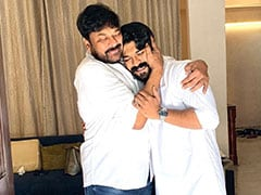 Ram Charan Thanks Dad Chiranjeevi For Making <I>Sye Raa Narasimha Reddy</I> A 'Boss Buster'
