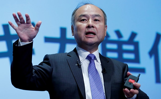SoftBank CEO Masayoshi Son Says'Embarrassed And Flustered By Track Record Report