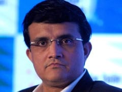 "Sourav Ganguly Says He ""Never Expressed Aspirations"" To Be BCCI President"