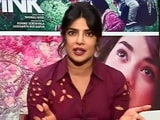 "Video : ""Would Like To See The Sky Blue,"" Says Priyanka Chopra"