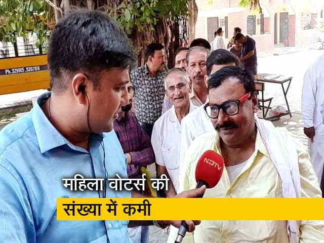 Videos : Haryana Election 2019: रोहतक में वोटिंग प्रतिशत में कमी आई