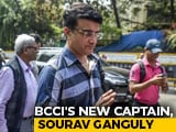 Video : Drama At Dinner: How Sourav Ganguly Emerged As Pick For BCCI President