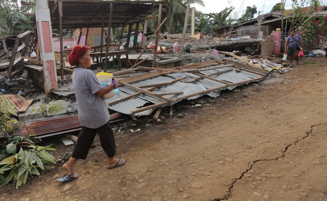 Third Strong Earthquake This Month Jolts Philippines