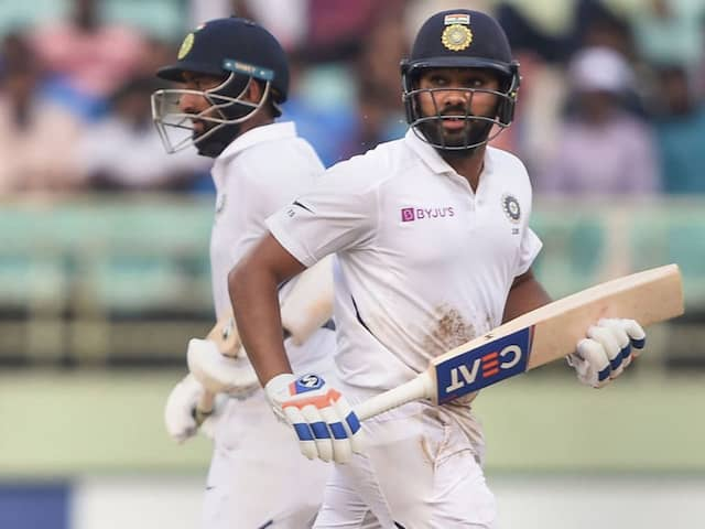 "India vs South Africa: Rohit Sharma Is ""A Joy To Watch,"" Says Cheteshwar Pujara"