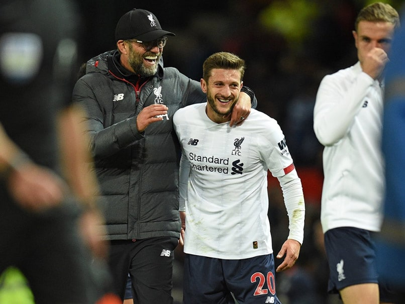 Manchester United vs Liverpool: Adam Lallana Late Strike Helps Liverpool Salvage 1-1 Draw Against Manchester United