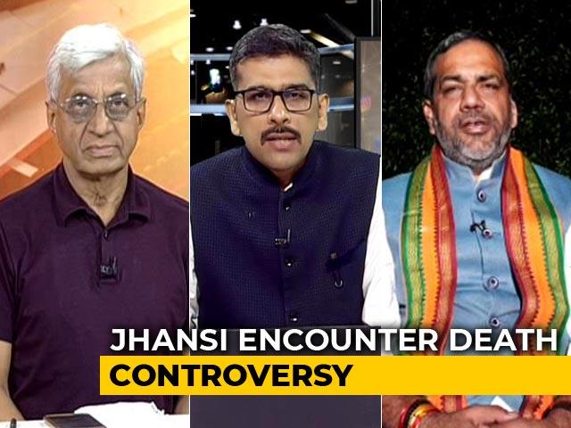 Video : Fake Encounters In Yogi Adityanath's UP?