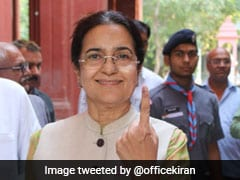 Election Results 2019: Congress's Kiran Choudhry Wins In Haryana, Set For Fourth Term As MLA