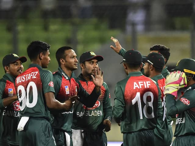 Bangladeshs Tour Of India In Doubt As Players Go On Strike